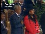 Nelson Mandela devient Président de l'Afrique du Sud - Archive vidéo INA