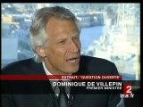 Dominique de Villepin / Clearstream