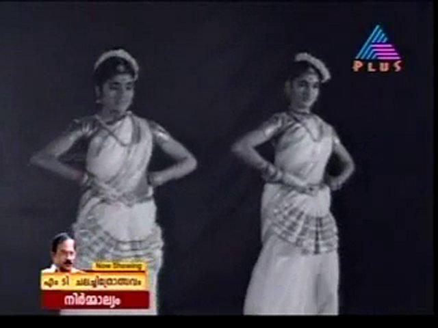 Mohiniattam «Twin» Dance — Malayalam