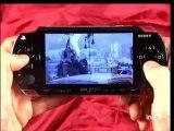 Consoles de jeux, lancement de la Sony PSP