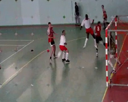 UNCFs -LNFs Elite Est-1ère journée : Lentilly FC - Futsalyon