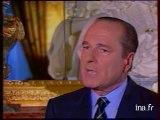 France : réactions politiques mauroy/chirac/barre/marchais/giscard d'Estaing