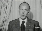 Interview de Valéry Giscard D' Estaing