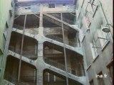 Rénovation de la cour des Voraces à la Croix Rousse