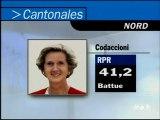 Carte de france/cantonales