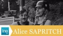"""Alice Sapritch """"Le fuhrer en folie"""" - Archive INA"""
