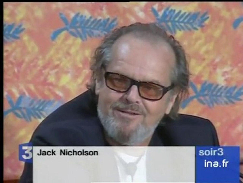 Festival de Cannes / Jack Nicholson présente