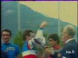 Bernard Hinault champion du monde - Archive vidéo Ina