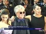 Festival de Cannes : montée des marches de Penelope Cruz et Pedro Almodovar - Archive vidéo INA
