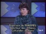 Plateau Françoise de PANAFIEU