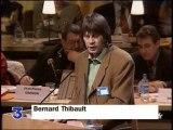 TIRAILLEMENTS A LA CGT : STRASBOURG ELECTIONS A LA CGT