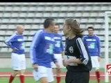 """Match de football amical pour l'association """"France Alzheimer"""""""