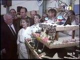 Portrait Jacques Chirac en campagne