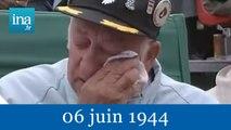 Cérémonies 50ème anniversaire du débarquement