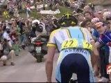 [Tour de France 2009 : Franck Schleck remporte l'étape reine des Alpes]