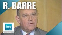 "Raymond Barre ""Je soutiens Jacques Chirac"" 