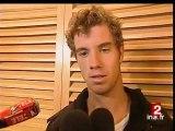 [Tennis. Internationaux de France : Roland Garros 05/07 : résultats 3ème tour]