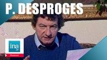 Pierre Desproges lettre ouverte à Monseigneur LUSTIGER - Archive INA