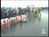 Chute de Jan Ullrich Tour de France 2003 - Archive vidéo INA