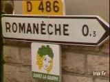 La route des vins du Mâconnais