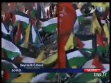 Manifestations au Proche Orient