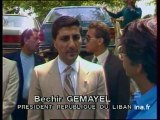 Interview Gemayel+déclaration Joumblatt