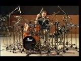 jpdalmassy solo de batterie concept européen,drum solo pearl