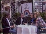 Plateau Ettore Scola, Volker Schloendorff, Jean Louis Barrault
