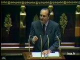 Assemblée nationale, jacques Chirac
