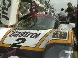 24h du Mans le duel Porsche Jaguar - Archive vidéo INA