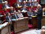 """Retraites: """"le texte va être voté"""" et """"deviendra loi de la République"""", affirme Georges Tron"""