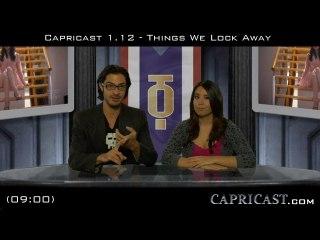 CapriCast 1.12 - Things We Lock Away