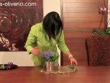 fiche technique compositions florale de jacinthes