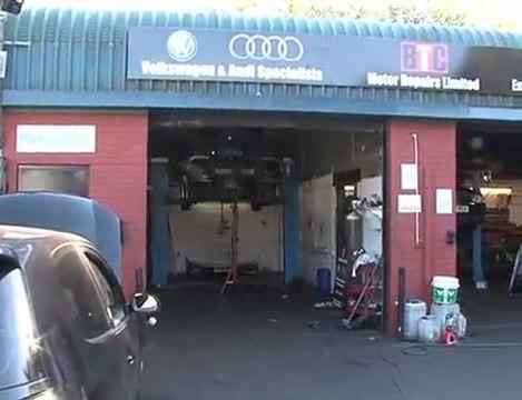 B T C motor repairs ltd Car Servicing & Repair Manchester