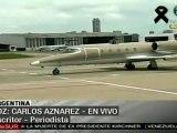 Carlos Aznares: en Argentina están sentadas las bases para