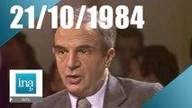 20h Antenne 2 du 21 octobre 1984 - François Truffaut est mort   Archive INA