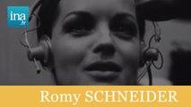 "Romy Schneider chante ""Les choses de la vie"" - Archive INA"