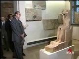 Chirac inauguration Louvre