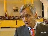 Election du Président du Conseil régional de Franche Comté