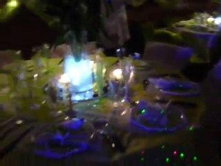 decoration mariage, peniche loceynius,