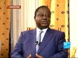 Henri Konan Bedié, ancien président de la Côte d'Ivoire