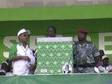 Côté d'Ivoire: Henri Konan Bédié, candidat à la recherche du pouvoir perdu