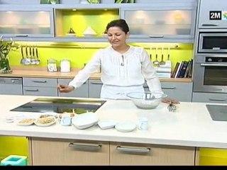 Recette Cake chocolat semoule et Cake noix yaourt