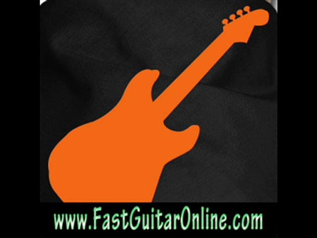 electric guitars lessons fast