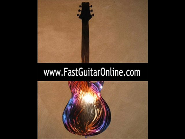 online guitar lessons scales fast