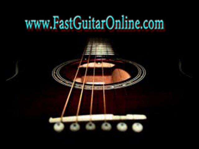 easy beginner electric guitar songs fast