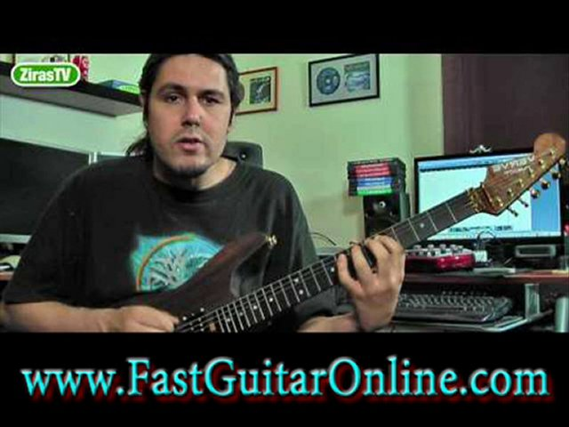 learn guitar notes fas