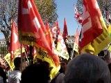 Manifestation retraites Avignon 28 Octobre 2010 N°3