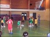 Tournoi Basket EBR - Benjamins Minimes - Juin 2010