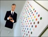 OTTO le gardien de l'art contemporain -Fiac 2009 Hirst